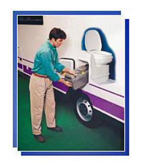 Toilet High Tech