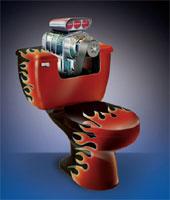 Pressure Assist Toilet Tank - Emabond Plastic Welding Solutions